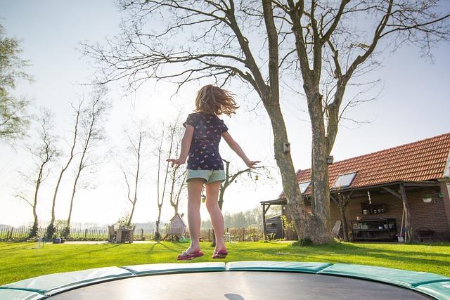 5 simple + fun ways to make your garden kid friendly