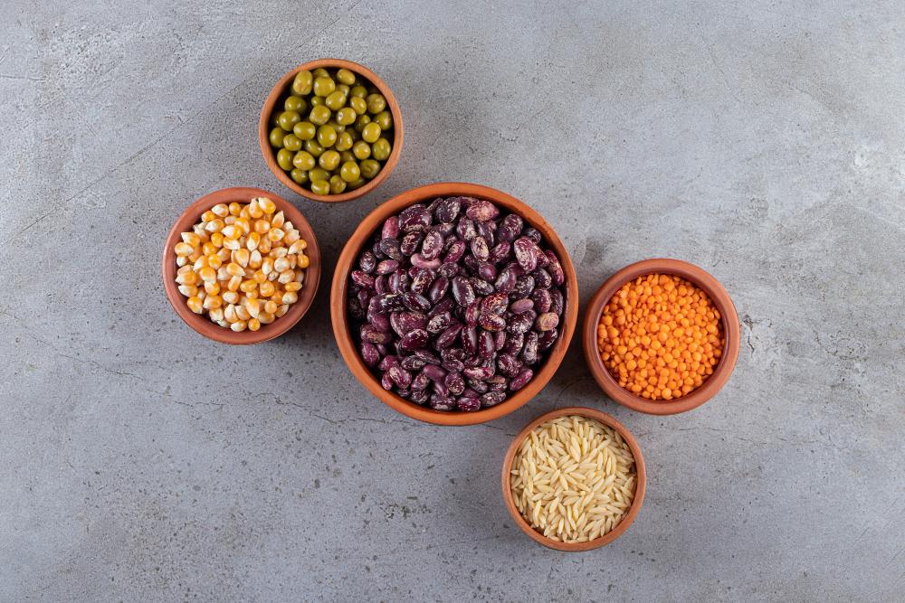 vegan diet for kids lentils and rice